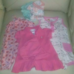 Baby Girl's 6 - 9 mths Bundle